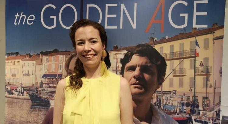 Jenna Suru, fondatrice de la société de production Belle Époque Films