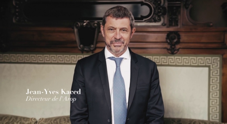 Jean-Yves Kaced, Directeur commercial et du développement de l'Opéra national de Paris