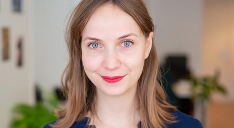 Marion Carré, Co-fondatrice et Directrice Générale de Ask Mona