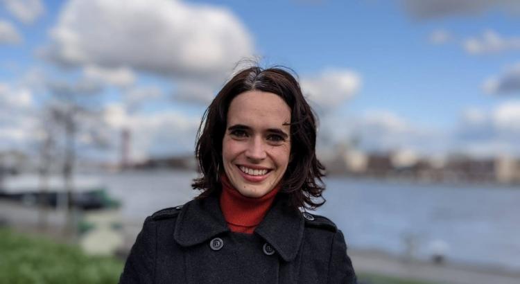 Solène Jimenez, chargée de développement Europe du Nord d'Arenametrix