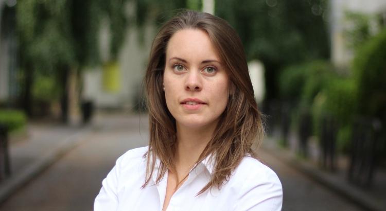 Gwendoline Knybühler, product manager de Smartify