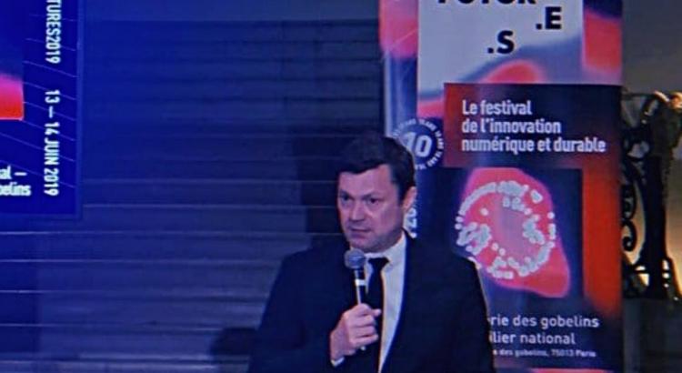 Jérôme Poulain, Correspondant du Ministère de la Culture pour les services publics écoresponsables